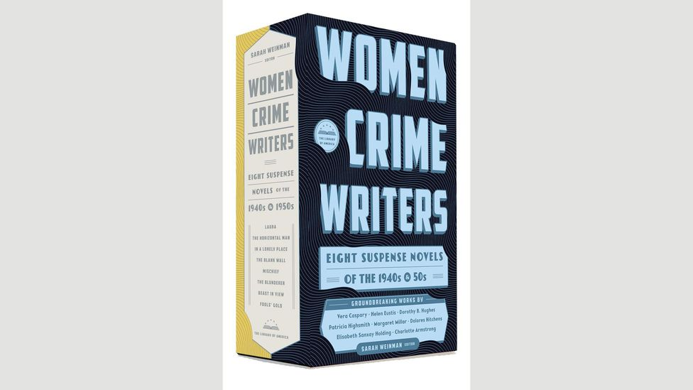 Women Crime Writers: Eight Suspense Novels of the 1940s and 1950s
