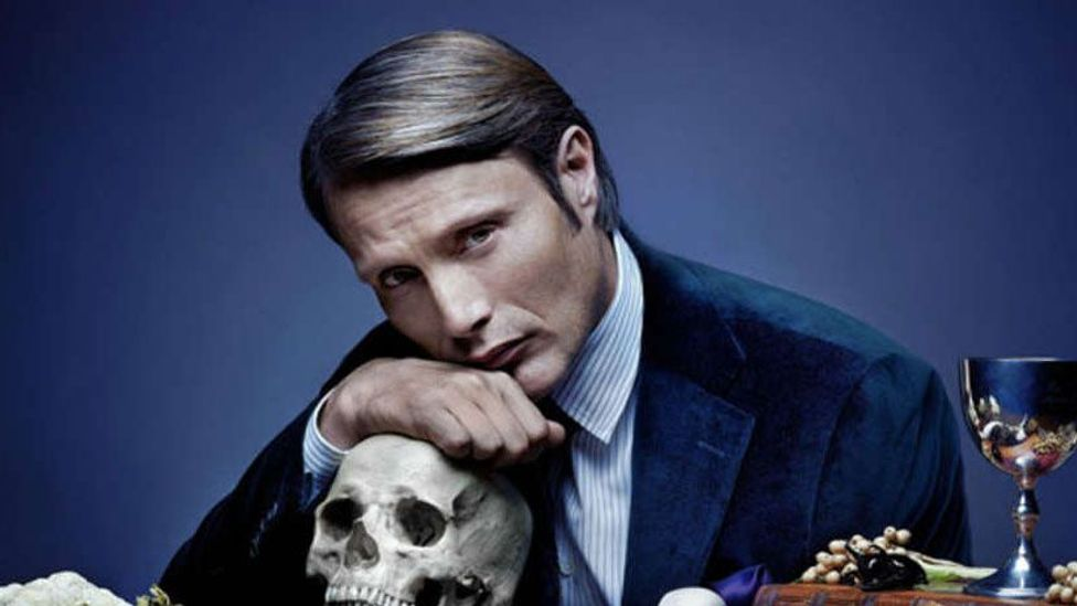 Hannibal psychological thrillers