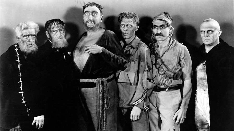 The US film White Zombie from 1932 is the cinema's first exploration of zombie myth – it was followed by others, such as I Walked With a Zombie in 1943 (Credit: United Artists)