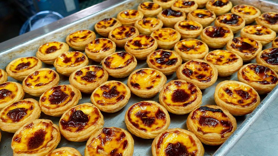 Lord Stow sells nearly 14,000 tarts daily, (Credit: Kate Springer)