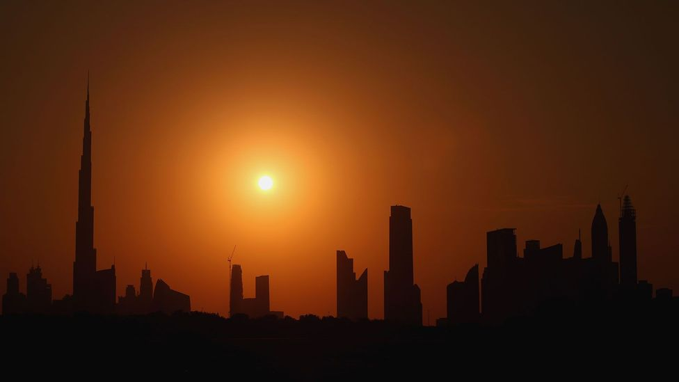 Dubai is already building into the sky in other ways (Credit: Getty Images)