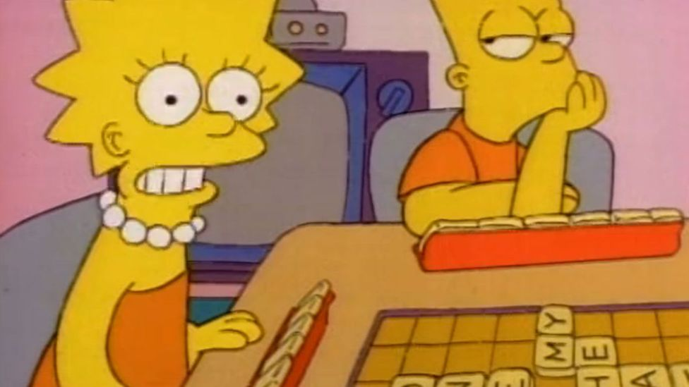The game is a common pop culture reference, appearing in episodes of The Simpsons and Seinfeld (Credit: Fox)