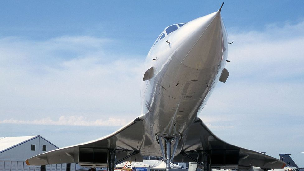 When Concorde bowed out in 2003, supersonic air travel went with it (Credit: Science Photo Library)