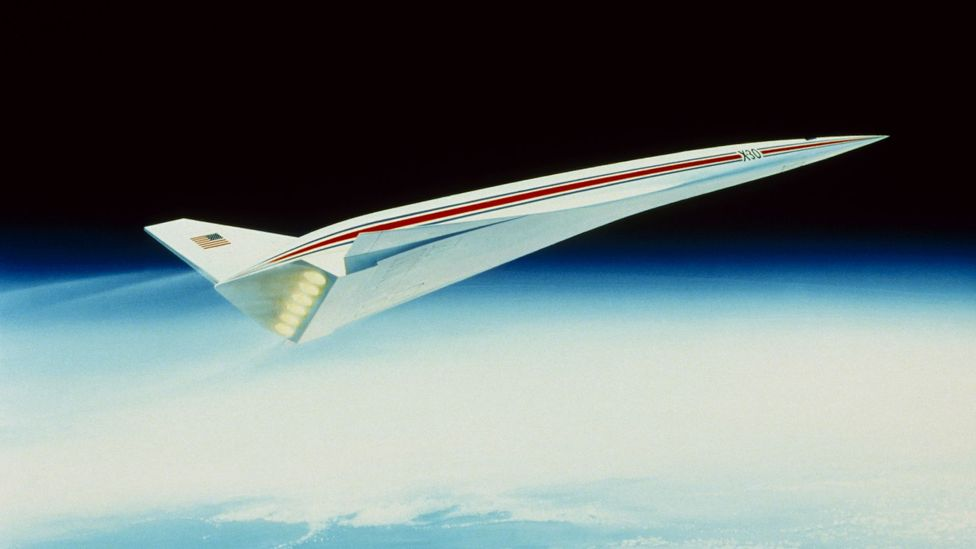 Agencies such as Nasa have also explored supersonic airline travel (Credit: Science Photo Library)