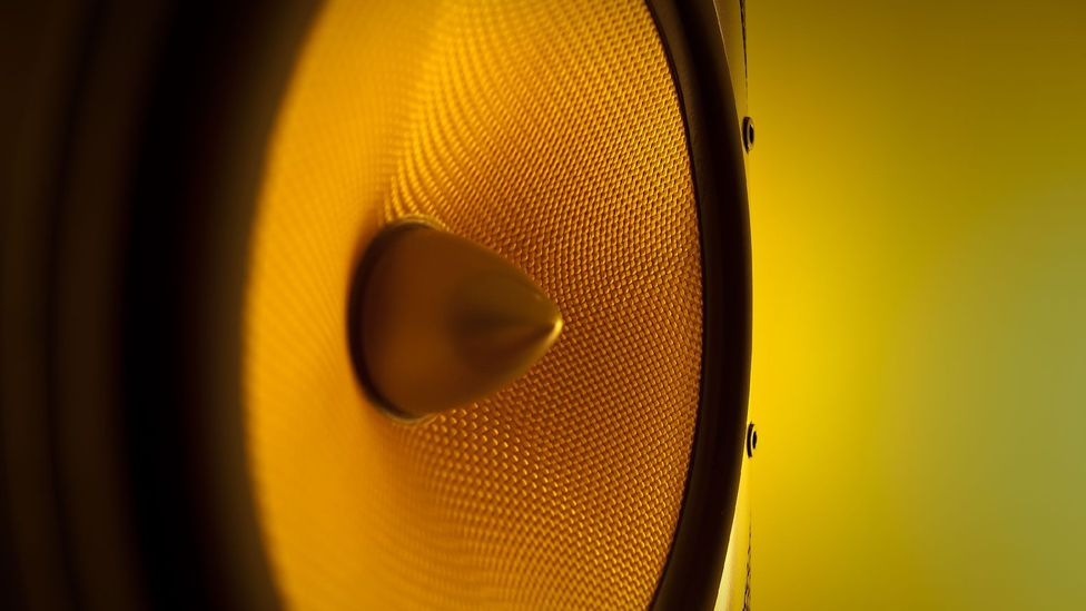 The diaphragm of a Bowers & Wilkins speaker (Credit: Bowers & Wilkins)