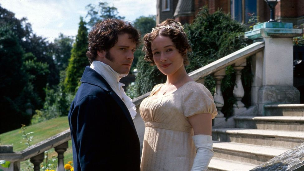 Jennifer Ehle and Colin Firth starred in the BBC's 1995 adaptation of Jane Austen's novel (Credit: BBC)