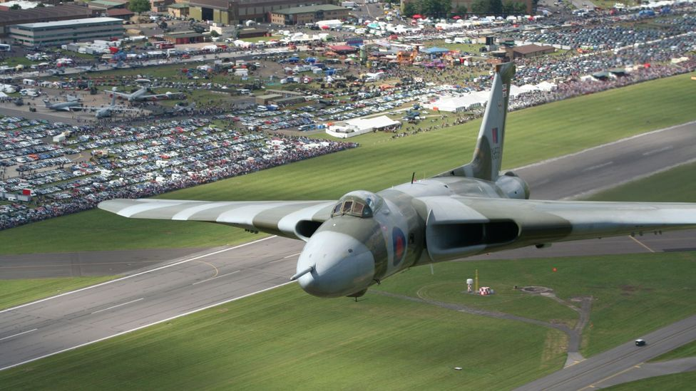 Getting a Cold War-era Vulcan back into the sky cost more than £7m (Credit: Mark Arnold)