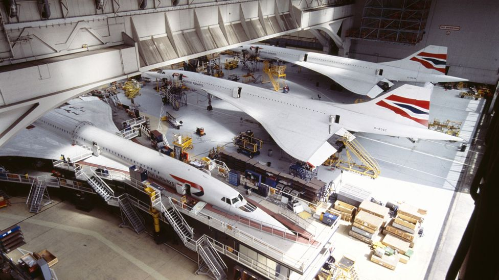 Finding spare parts for a Concorde will be an almost impossible task (Credit: Science Photo Library)