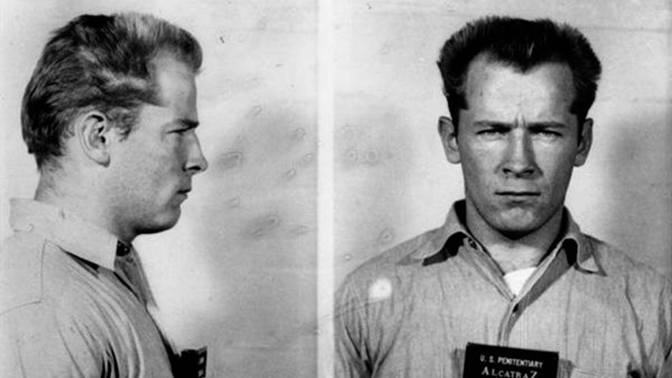 Before becoming an FBI informant Bulger had many run-ins with law enforcement and even served time at Alcatraz (Credit: Getty Images)