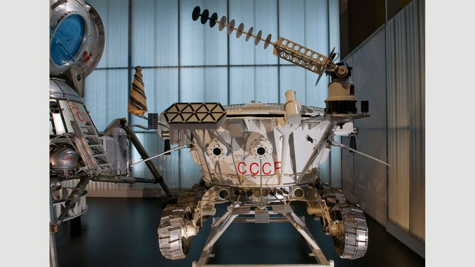 Lunokhod 1 Moon rover