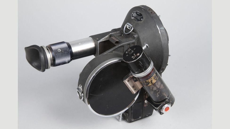 Titov's movie camera