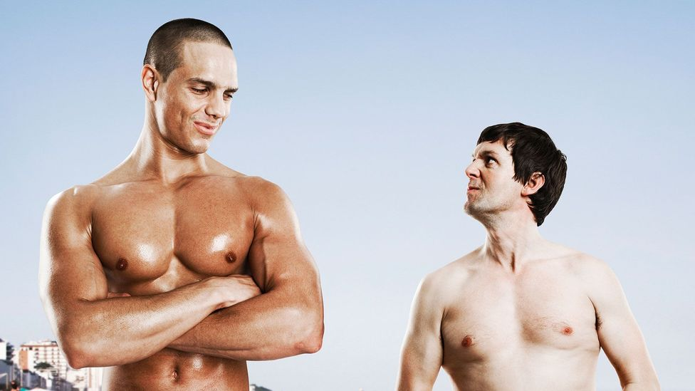 Bigger bodies may have more raw strength, but they are also less nimble (Credit: Getty Images)
