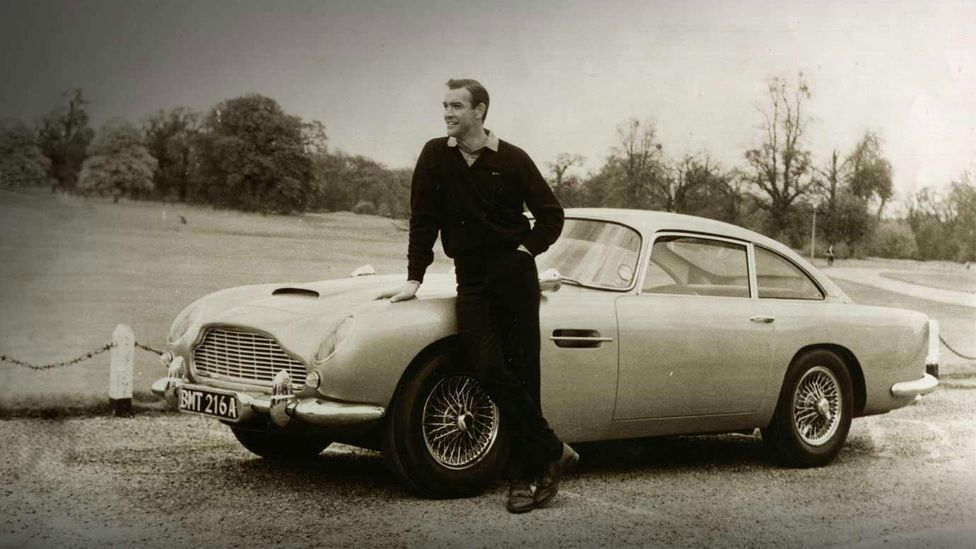 Ian Fleming described in detail all the things Bond uses – which is how he came to be synonymous with brands (Credit: Rex Features)