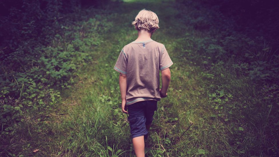 Autistic traits are also found in children who don't have the condition (Credit: Getty Images)
