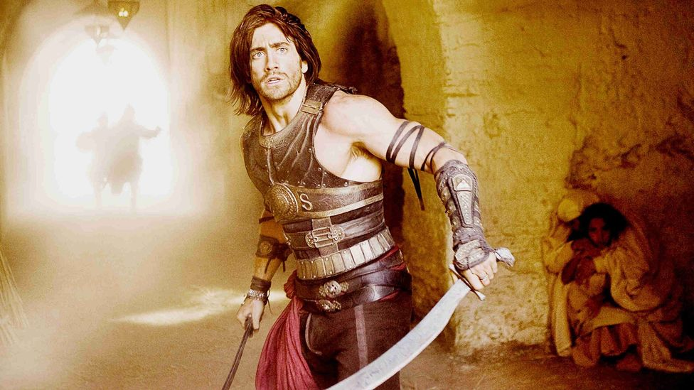 Jake Gyllenhaal was cast in the 2010 film Prince of Persia: The Sands of Time, despite having Jewish and Swedish heritage (Credit: Walt Disney Studios Motion Pictures)
