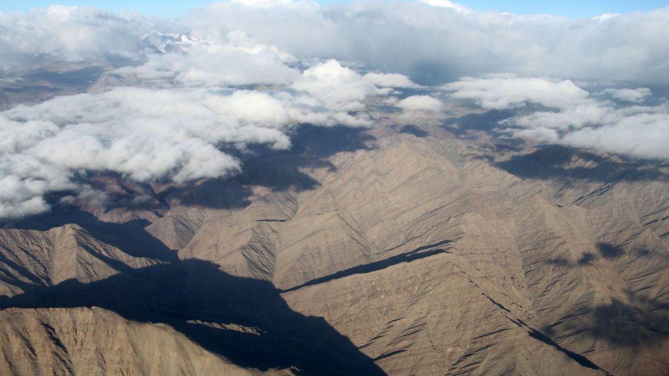 The Ladakh region, where Tsewang Paljor originated from (Credit: Rachel Nuwer)