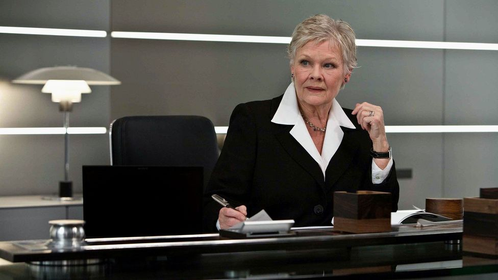 Séverine is not the only female casualty in Skyfall – even Judi Dench's M comes to a sticky end (Credit: Alamy)
