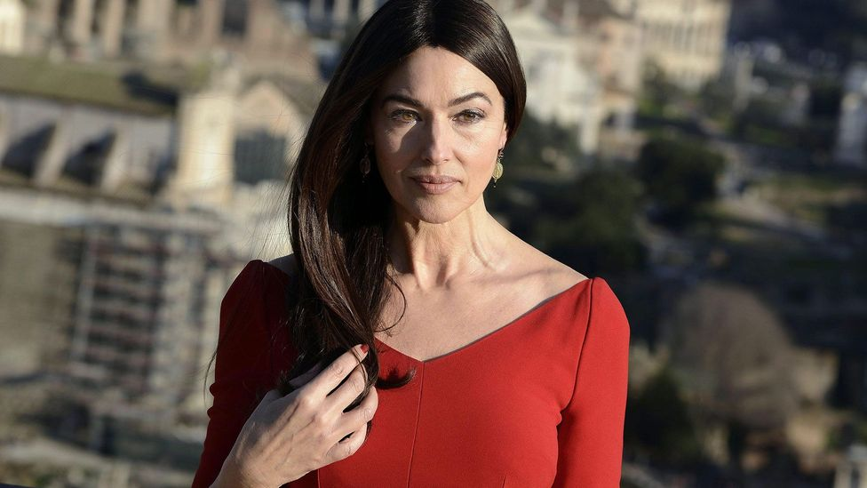 At 51 years old, Monica Bellucci is officially the oldest-ever Bond woman – just four years older than Daniel Craig (Credit: Alamy)