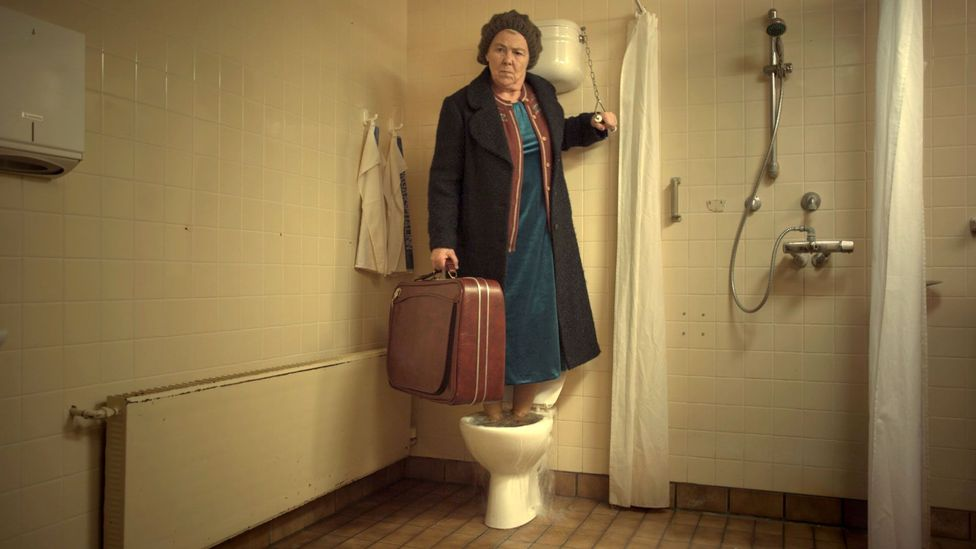 Iceland's 2011 Oscar submission, Mama Gogo, by Fridrik Thor Fridriksson, finds comedy in the story of the onset of Alzheimers in an elderly woman (Credit: SEG Distribusjon)