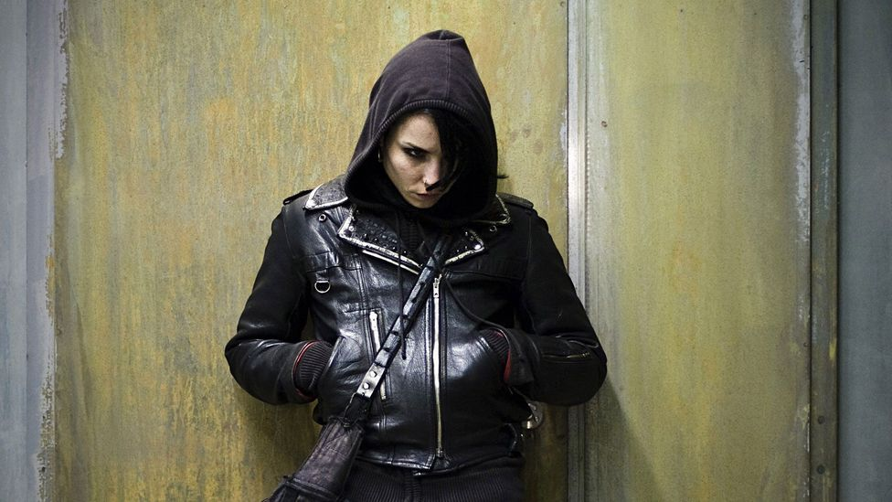 The global phenomenon of 'Nordic Noir' began in 2009 with the Swedish original of The Girl with the Dragon Tattoo (Credit: Music Box Films)