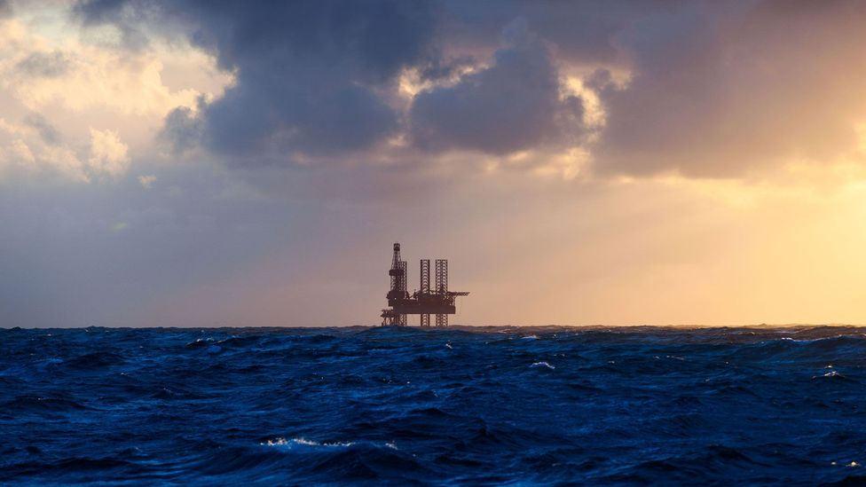 The noise of our efforts to exploit the ocean can be heard for hundreds of miles (Credit: Thinkstock)