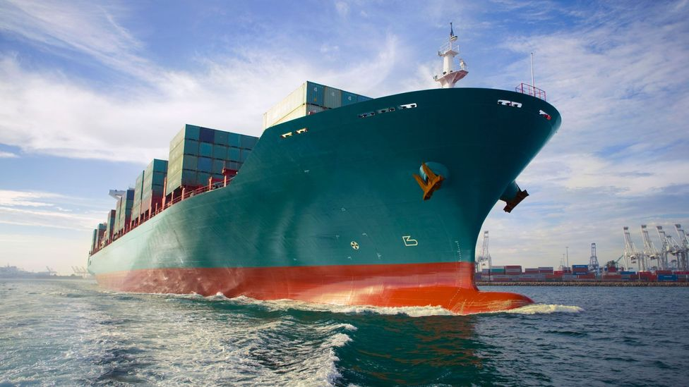 Shipping can be cacophonous (Credit: Thinkstock)