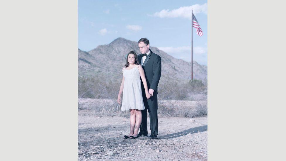 Jenna (11) & Jeff Clark, Chandler, Arizona