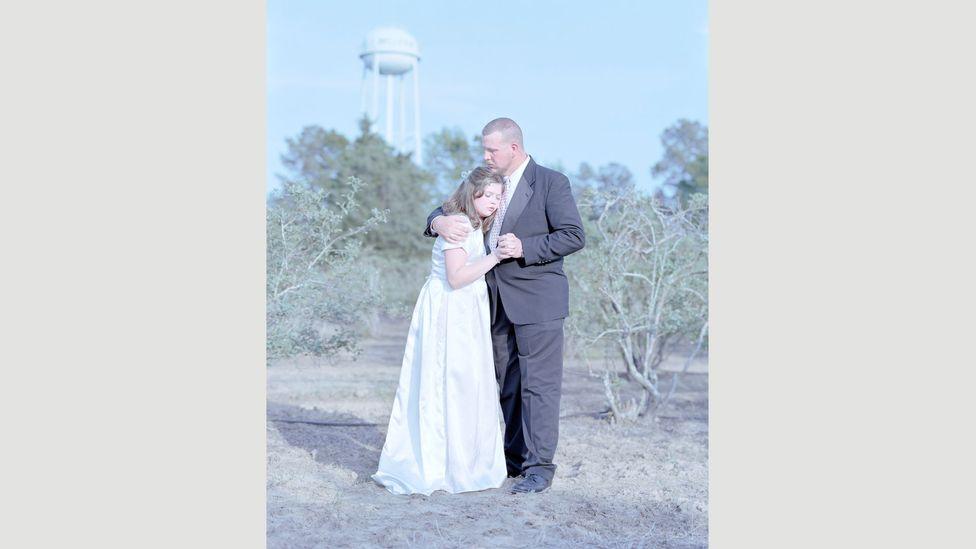 Erin Hope (13) & Jay Smallwood, Haughton, Louisiana