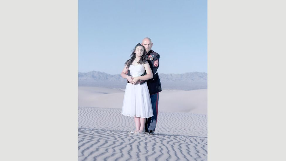 Miranda (13) & Jody Heckert, Yuma, Arizona