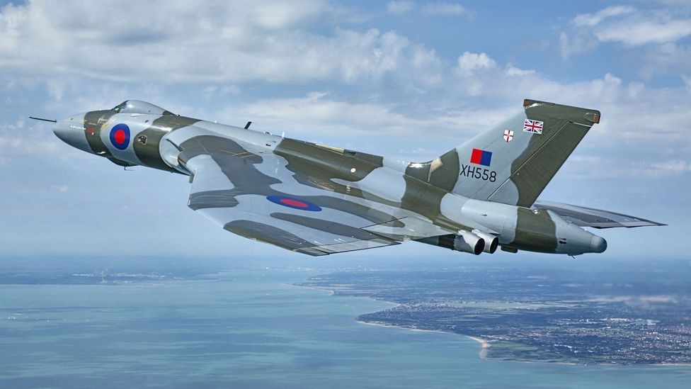 The last Vulcan flight will take place nearly 70 years after a Ministry of Supply request which led to its creation (Credit: John Dibbs)