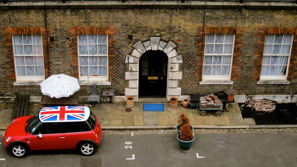 The Tower's Yeoman Warders have living quarters on-site (Credit: John Lee)