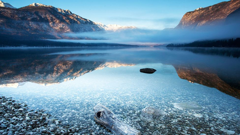 Around the lake, a quiet and slower-paced life remains (Credit: 3glav/Thinkstock)
