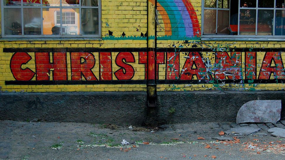 Christiania is a country within a city (Credit: Raymond Brooke / Flickr / CC BY-SA 2.0)