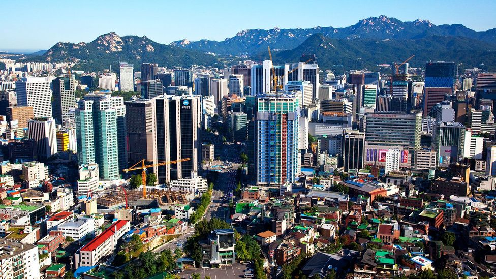 This South Korean capital is an epicentre for creativity (Credit: dbimages/Alamy)