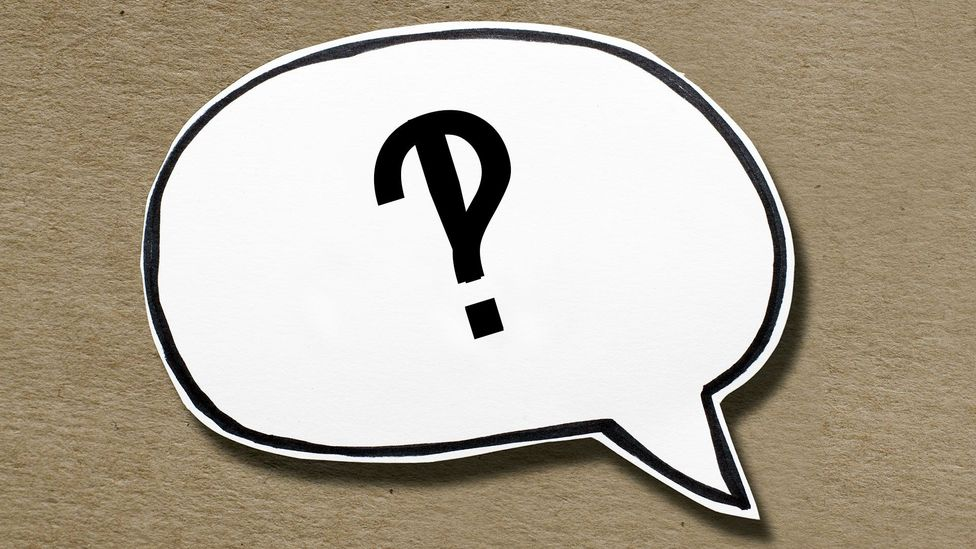 The interrobang combined the question and exclamation marks to form a new symbol (Credit: Olivia Howitt/Thinkstock)