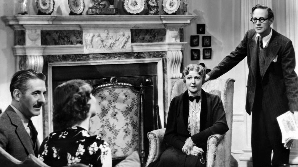 In 1914, the use of the word 'bloody' in George Bernard Shaw's Pygmalion — adapted for the 1938 film, shown here — was hugely controversial (Credit: AF archive/Alamy Stock Photo)