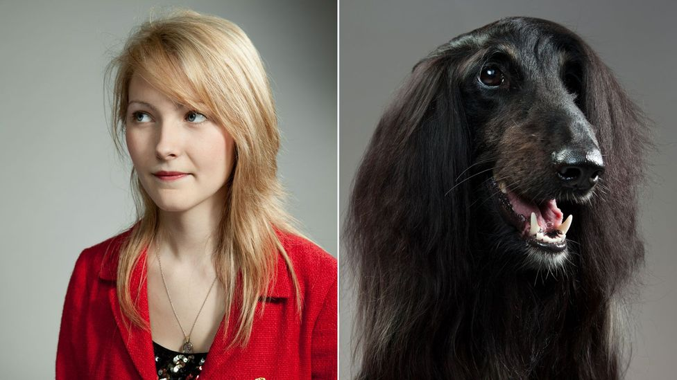 It's not just appearances - our dogs may also share our personality profile (Credit: Gerrard Gethings)