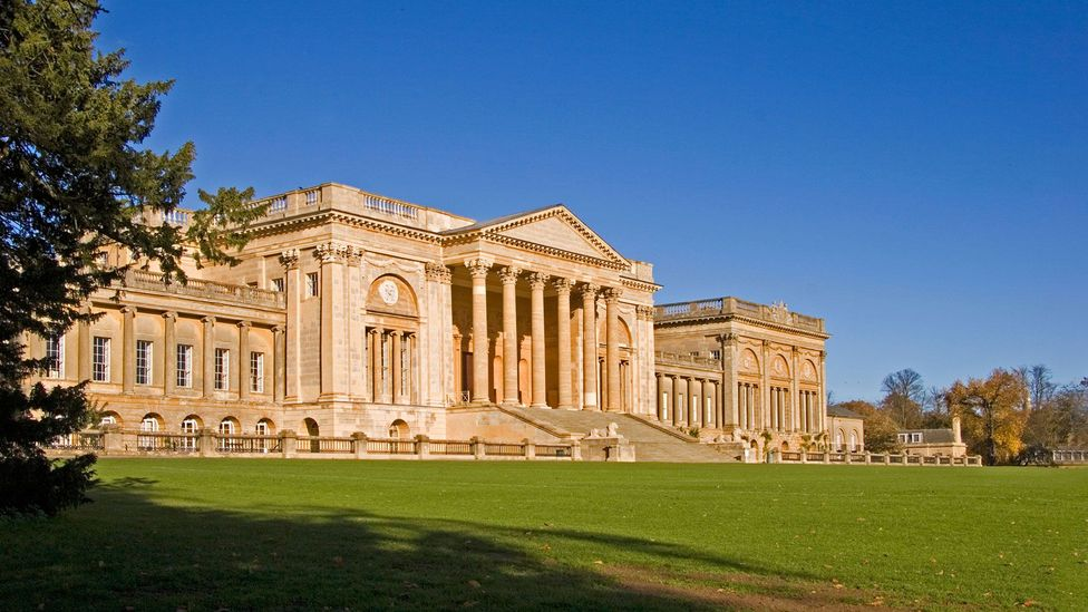 Stowe school in Buckinghamshire was founded in 1923 in one of England's most romantic country estates (Credit: Ronnie McMillan / Alamy Stock Photo)