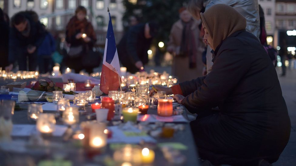 While remembering the victims, we can also learn from their courage (Credit: Getty Images)
