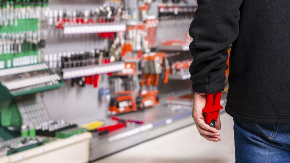 Tools are a target for shoplifters because they are so easy to resell (Credit: Getty Images)