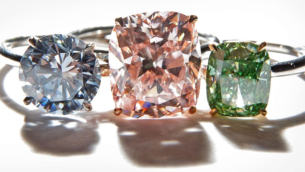 Rare Ancient And Pink The World S Most Valuable Diamonds Bbc Worklife