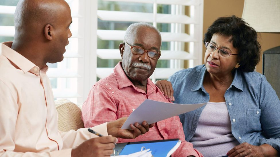 If your parents wish to gift their possessions, check first with a trusted advisor about any tax implications (Credit: Thinkstock)