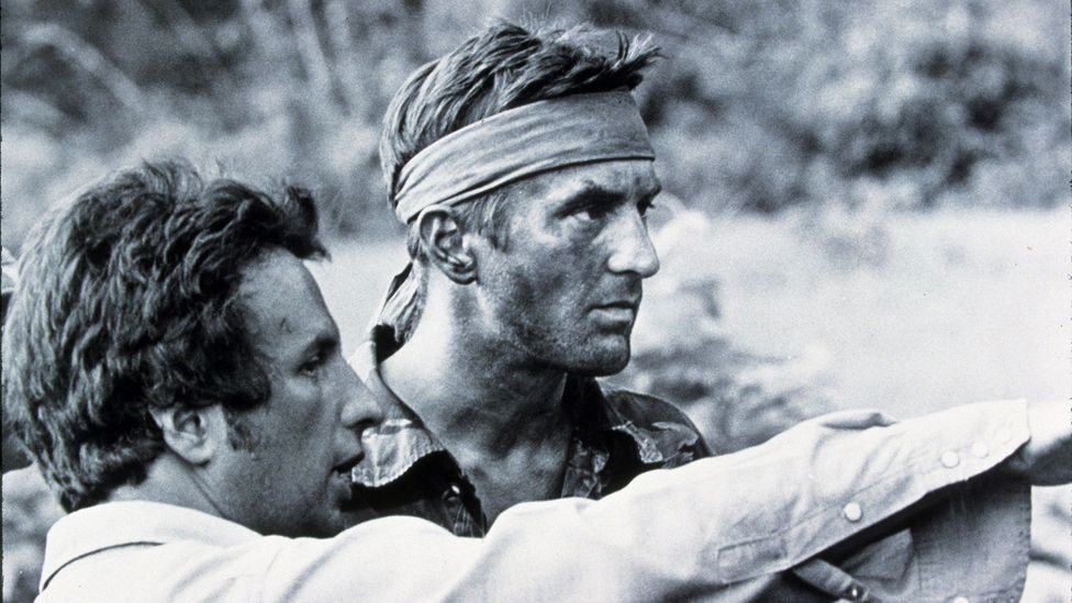 Michael Cimino's previous film, The Deer Hunter, won best picture at the Academy Awards in 1979 and he was thought to be a major rising star (Credit: Rex Features)