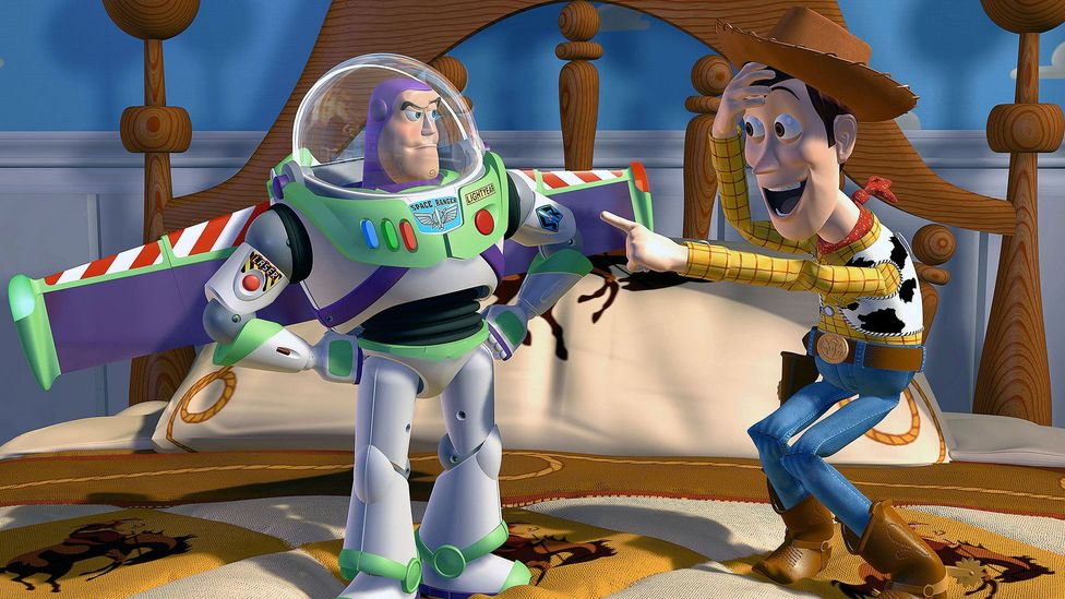 The dark side of Toy Story - BBC Culture