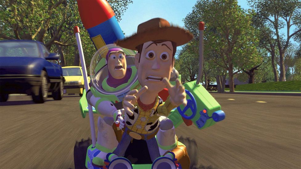Toy Story is now considered a classic, and every other Hollywood studio has copied its innovations (Credit: Disney/Pixar)