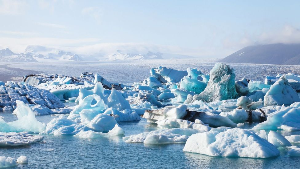 The isolation and lack of medical facilities is similar to the situation faced by polar explorers (Credit: Getty Images)