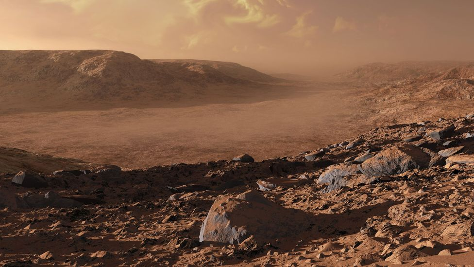 If an astronaut suffered a broken leg on Mars, it could be life-threatening (Credit: Science Photo LIbrary)