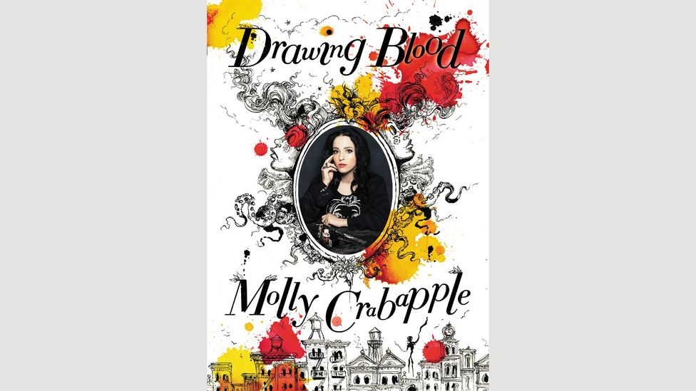 Molly Crabapple, Drawing Blood