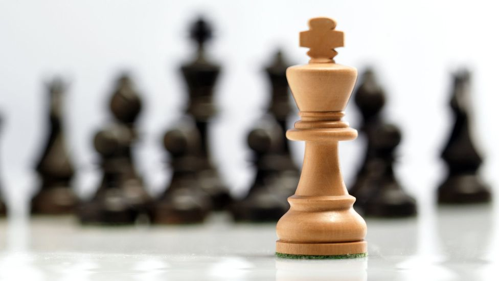 One way human players can balance things in their favour is to make the computer play with fewer pieces (Credit: Science Photo Library)