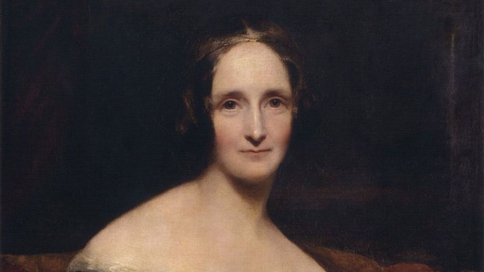 Almost a third of the poll's titles date from the 18th and 19th Centuries – including Mary Shelley's Frankenstein (Credit: Richard Rothwell/Wikimedia Commons)
